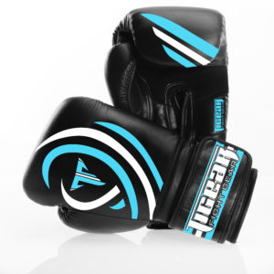Tiger Fight Gear Boxing Gloves Beazie the Artist