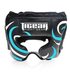 Tigear Fight Gear Head Gear Design Beazie the Artist