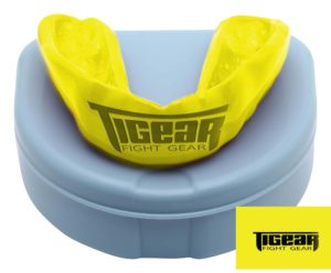 Tiger Gear Mouth Guard Design