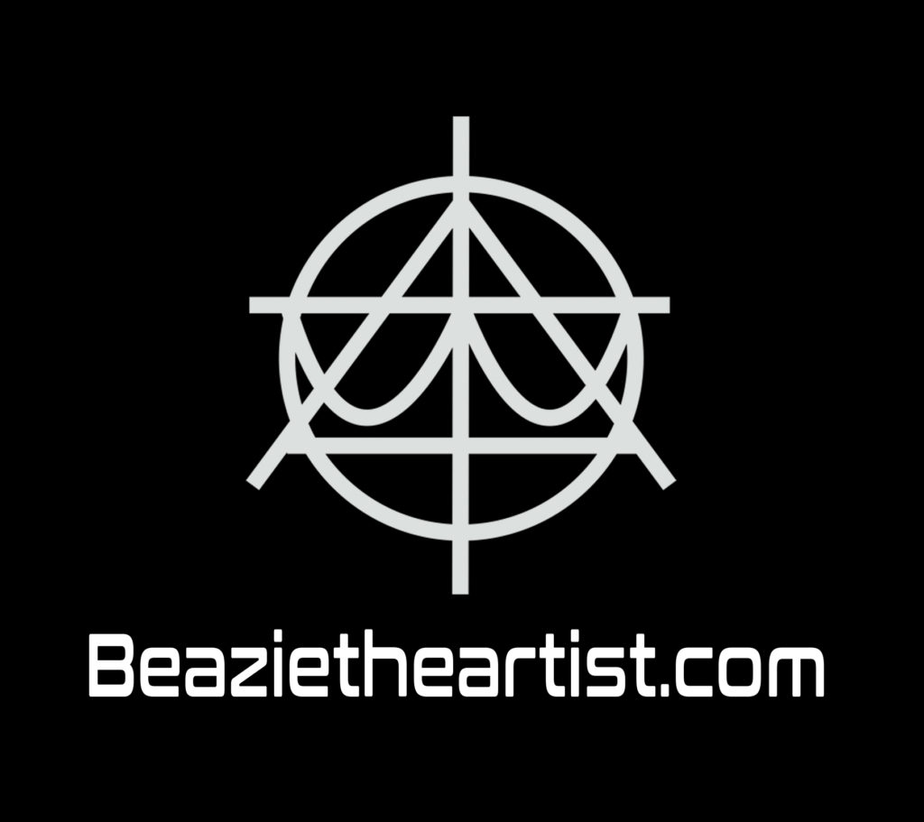 beazie the artist logo