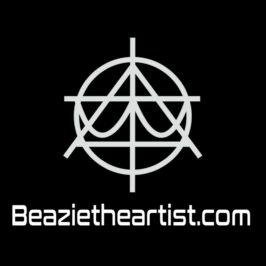 beazie the artist logo