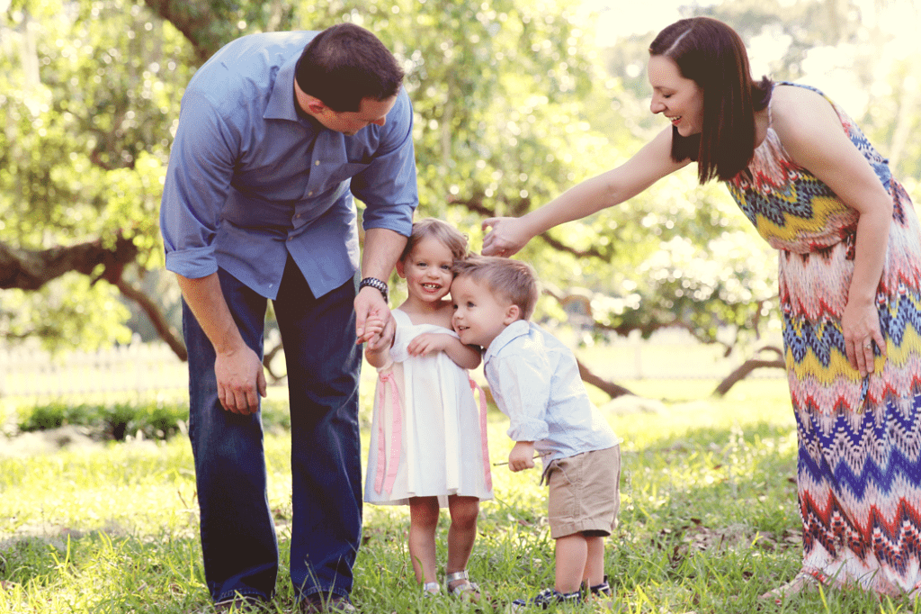 2 year old twin session at Fairview State Park in Madisonville, LA