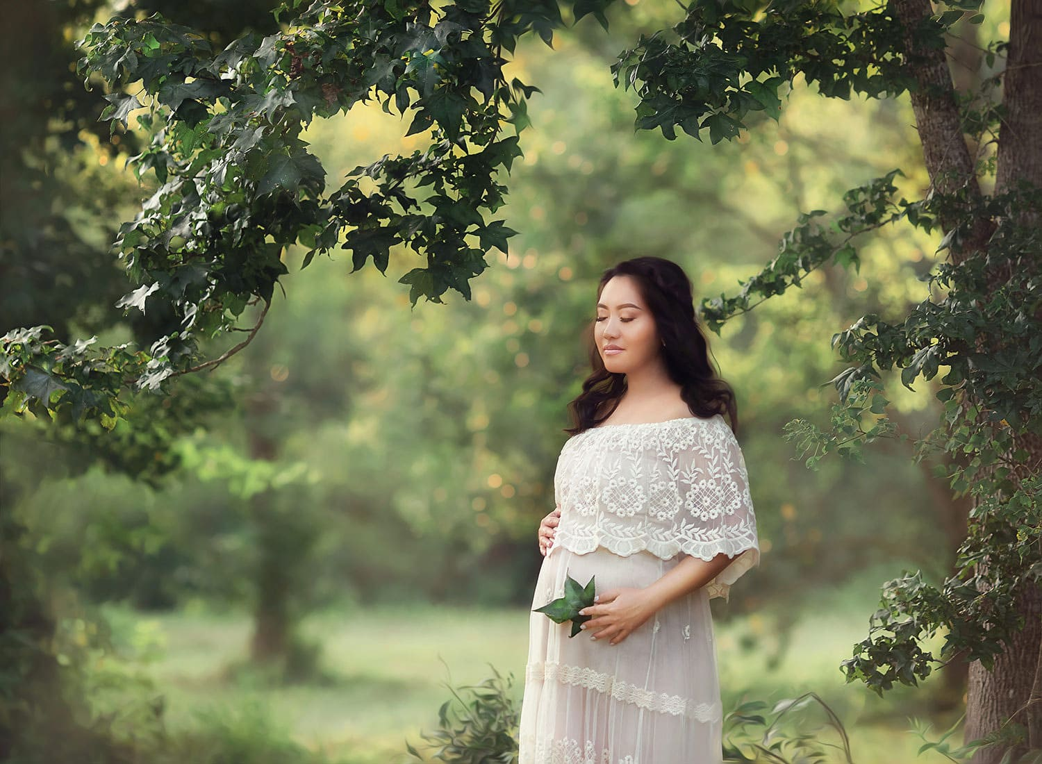 New Orleans maternity session {Jessica}