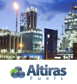 Altiras Fuels is a petroleum product reuse and distribution company.