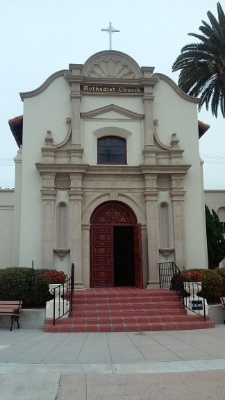 La Jolla United Methodist Chapel