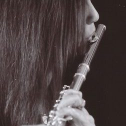 Once I touched a flute, then I performed a beautiful wedding ~ the rest is history.