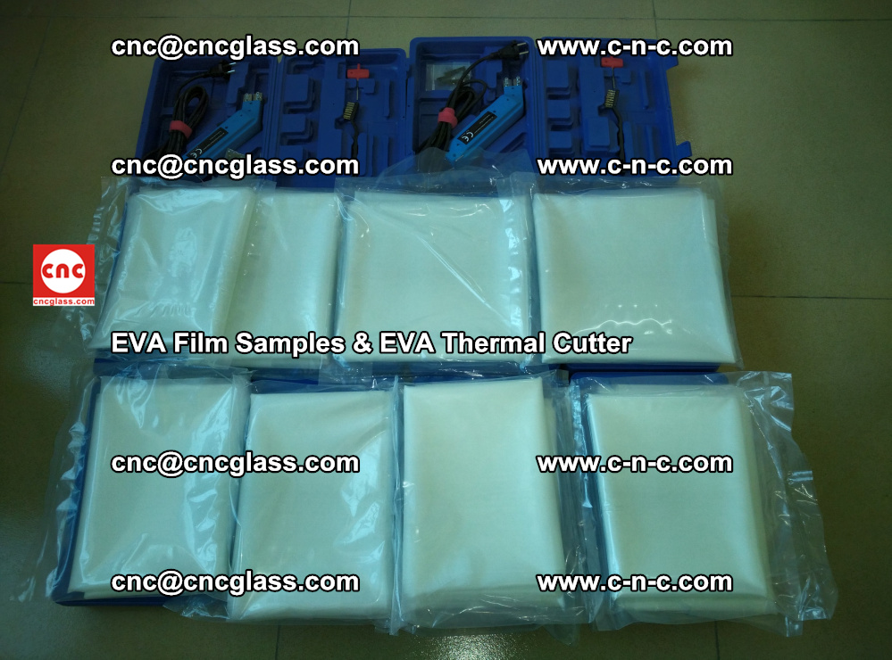 EVA Thermal Cutter and EVAFORCE SUPER PLUS EVA FILM samples (11)