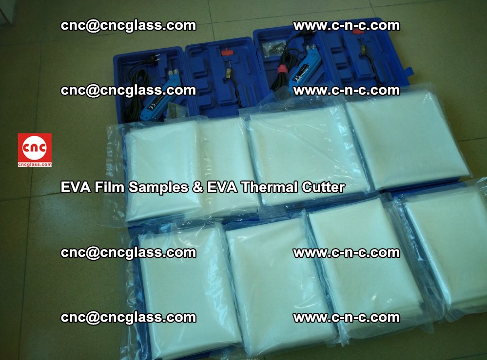 EVA Thermal Cutter and EVAFORCE SUPER PLUS EVA FILM samples (15)
