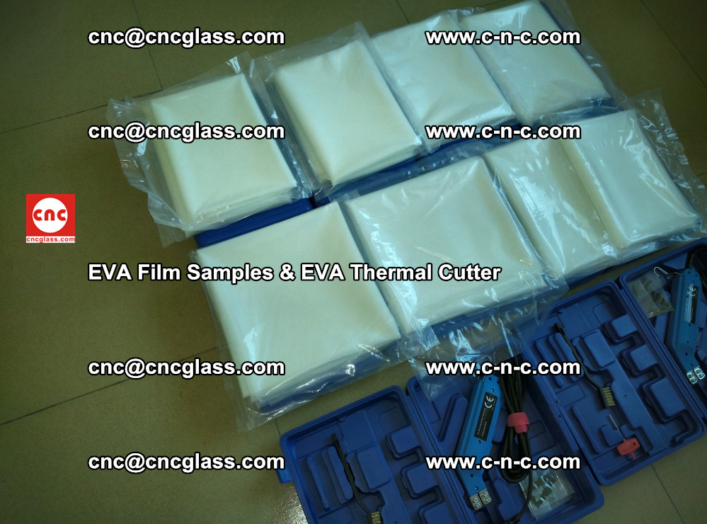 EVA Thermal Cutter and EVAFORCE SUPER PLUS EVA FILM samples (35)