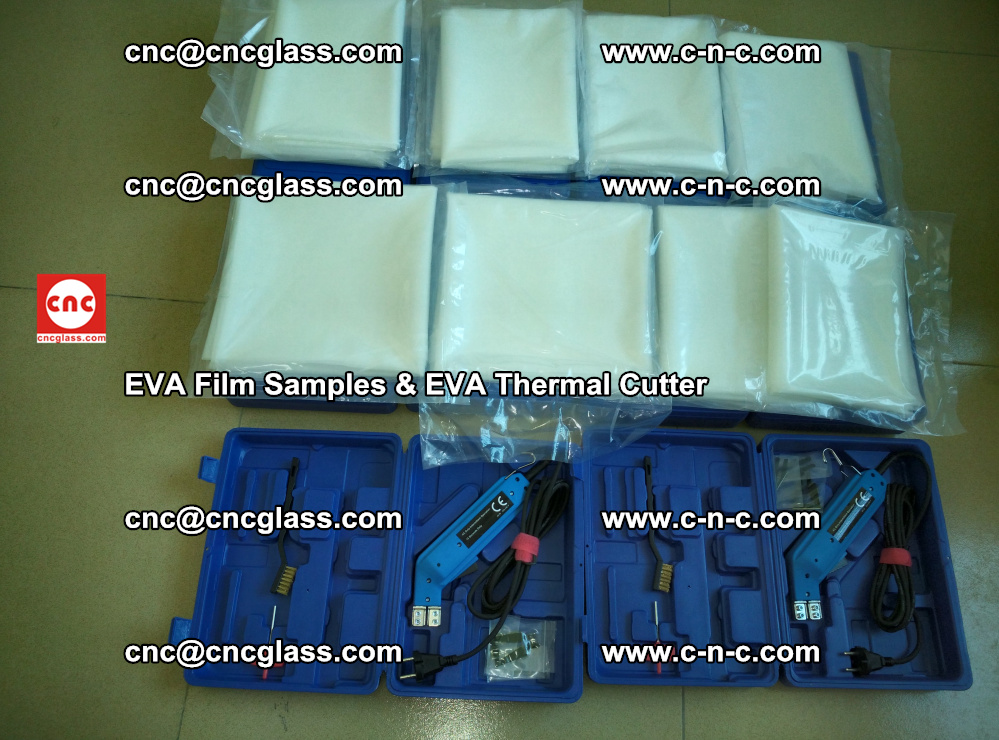 EVA Thermal Cutter and EVAFORCE SUPER PLUS EVA FILM samples (36)