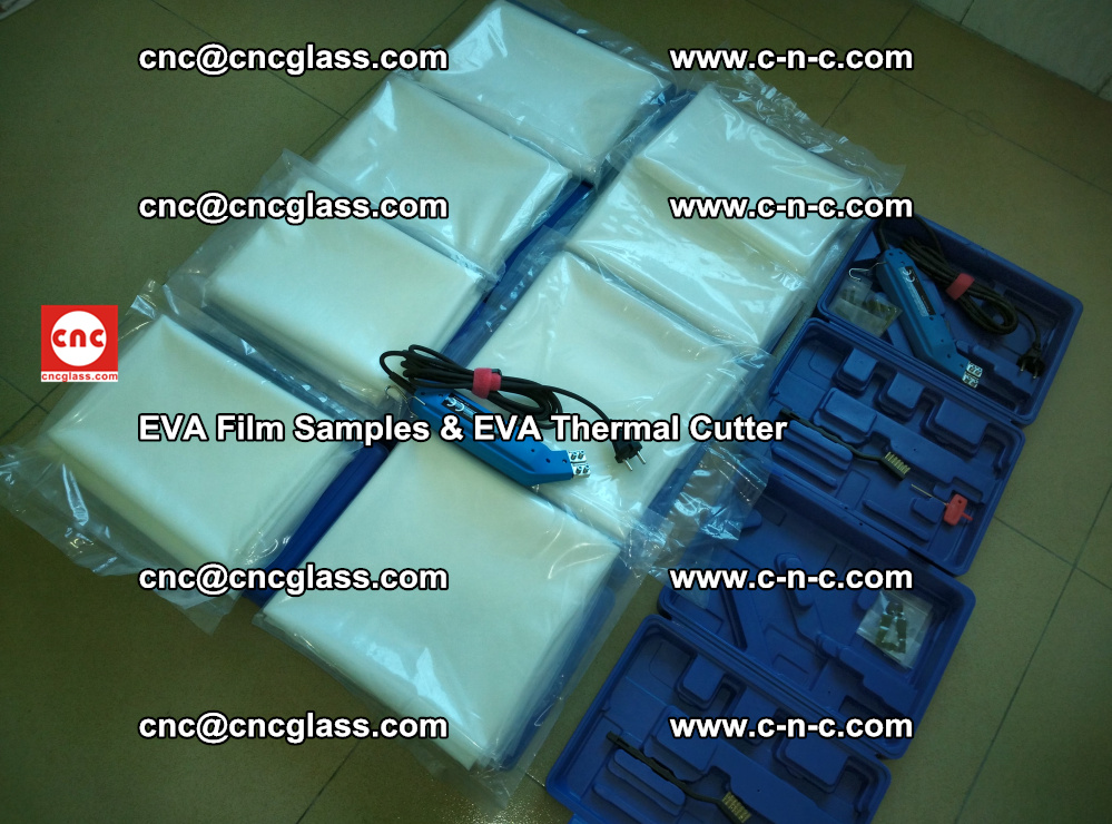 EVA Thermal Cutter and EVAFORCE SUPER PLUS EVA FILM samples (48)