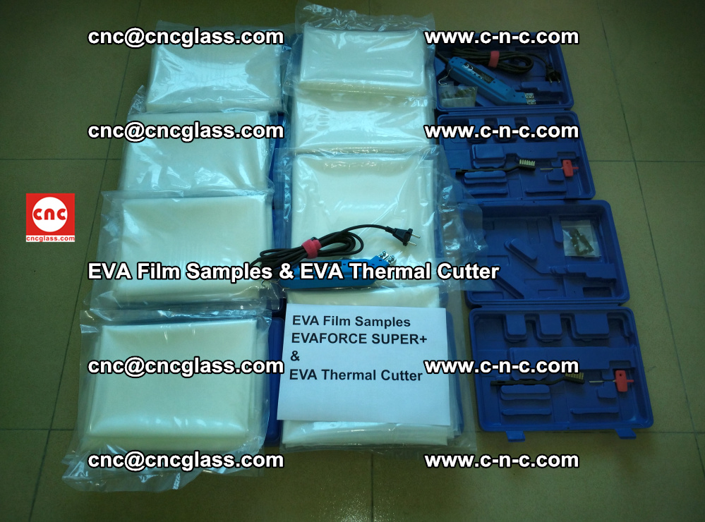 EVA Thermal Cutter and EVAFORCE SUPER PLUS EVA FILM samples (62)