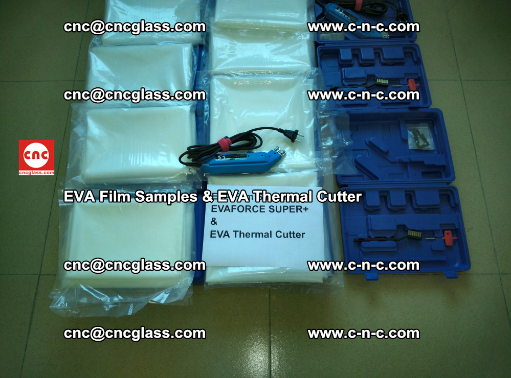 EVA Thermal Cutter and EVAFORCE SUPER PLUS EVA FILM samples (64)