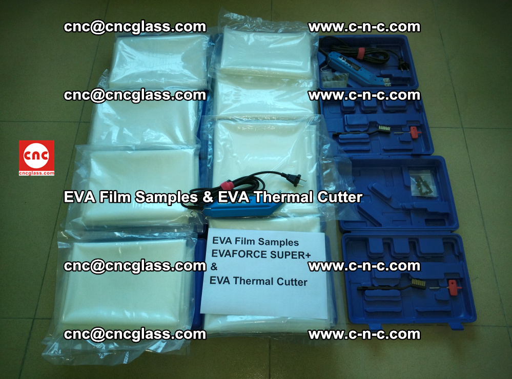 EVA Thermal Cutter and EVAFORCE SUPER PLUS EVA FILM samples (65)