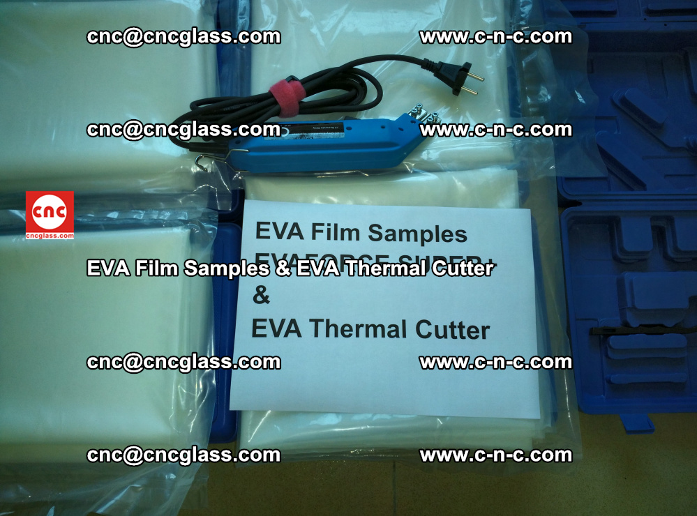 EVA Thermal Cutter and EVAFORCE SUPER PLUS EVA FILM samples (66)