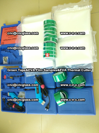 Green Tape, EVA Thermal Cutter, EVAFORCE SPUPER PLUS EVA FILM (101)