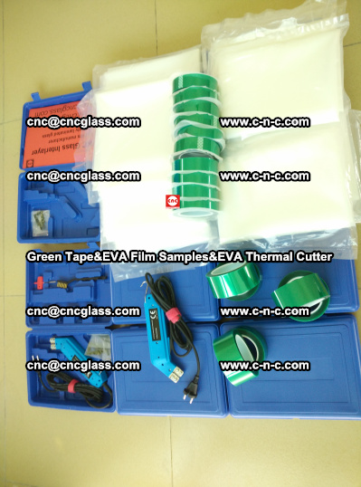 Green Tape, EVA Thermal Cutter, EVAFORCE SPUPER PLUS EVA FILM (103)