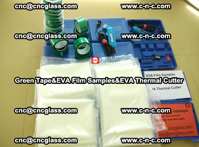 Green Tape, EVA Thermal Cutter, EVAFORCE SPUPER PLUS EVA FILM (12)