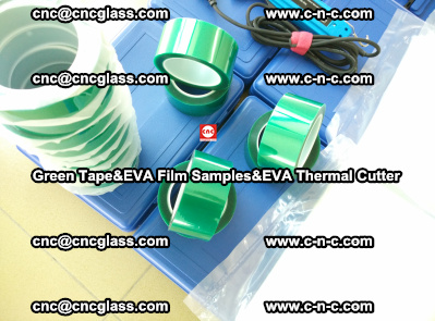 Green Tape, EVA Thermal Cutter, EVAFORCE SPUPER PLUS EVA FILM (13)