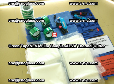 Green Tape, EVA Thermal Cutter, EVAFORCE SPUPER PLUS EVA FILM (2)
