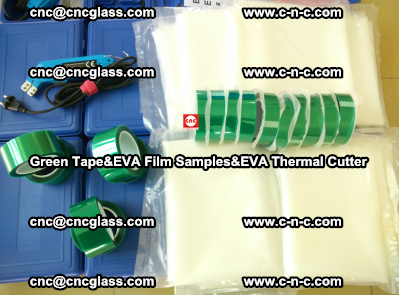 Green Tape, EVA Thermal Cutter, EVAFORCE SPUPER PLUS EVA FILM (20)