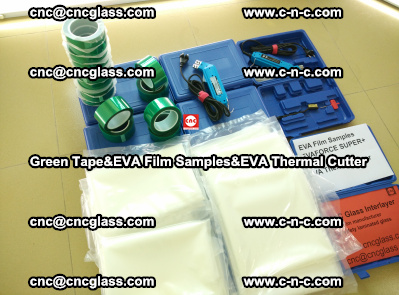 Green Tape, EVA Thermal Cutter, EVAFORCE SPUPER PLUS EVA FILM (4)