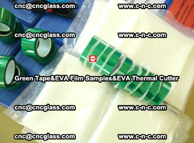Green Tape, EVA Thermal Cutter, EVAFORCE SPUPER PLUS EVA FILM (40)