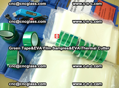 Green Tape, EVA Thermal Cutter, EVAFORCE SPUPER PLUS EVA FILM (42)