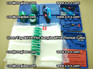 Green Tape, EVA Thermal Cutter, EVAFORCE SPUPER PLUS EVA FILM (45)