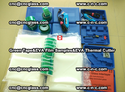 Green Tape, EVA Thermal Cutter, EVAFORCE SPUPER PLUS EVA FILM (47)