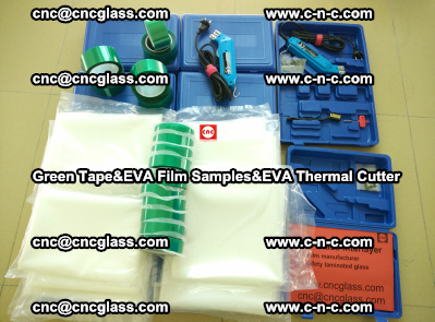 Green Tape, EVA Thermal Cutter, EVAFORCE SPUPER PLUS EVA FILM (48)