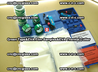 Green Tape, EVA Thermal Cutter, EVAFORCE SPUPER PLUS EVA FILM (5)