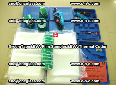 Green Tape, EVA Thermal Cutter, EVAFORCE SPUPER PLUS EVA FILM (51)