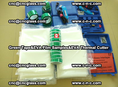 Green Tape, EVA Thermal Cutter, EVAFORCE SPUPER PLUS EVA FILM (52)