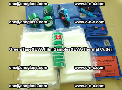 Green Tape, EVA Thermal Cutter, EVAFORCE SPUPER PLUS EVA FILM (53)
