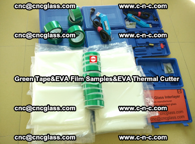 Green Tape, EVA Thermal Cutter, EVAFORCE SPUPER PLUS EVA FILM (54)