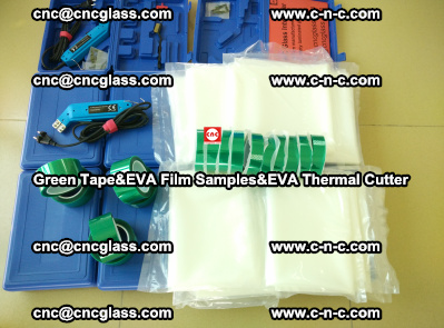 Green Tape, EVA Thermal Cutter, EVAFORCE SPUPER PLUS EVA FILM (60)