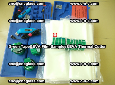Green Tape, EVA Thermal Cutter, EVAFORCE SPUPER PLUS EVA FILM (63)