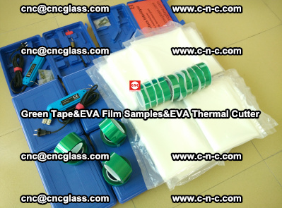 Green Tape, EVA Thermal Cutter, EVAFORCE SPUPER PLUS EVA FILM (66)