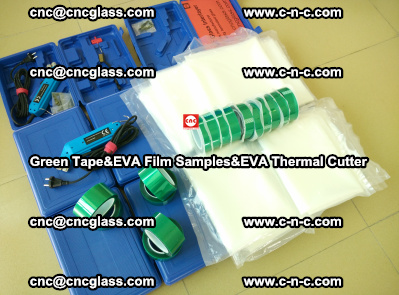 Green Tape, EVA Thermal Cutter, EVAFORCE SPUPER PLUS EVA FILM (68)