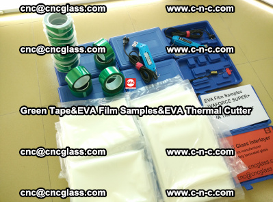 Green Tape, EVA Thermal Cutter, EVAFORCE SPUPER PLUS EVA FILM (7)