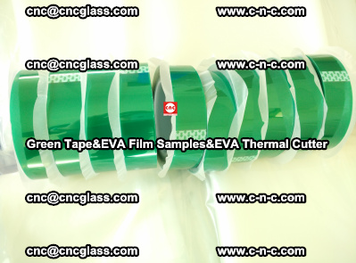 Green Tape, EVA Thermal Cutter, EVAFORCE SPUPER PLUS EVA FILM (71)