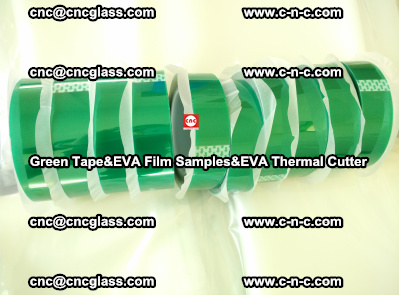 Green Tape, EVA Thermal Cutter, EVAFORCE SPUPER PLUS EVA FILM (72)
