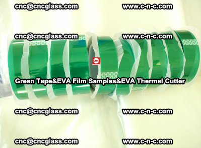 Green Tape, EVA Thermal Cutter, EVAFORCE SPUPER PLUS EVA FILM (73)