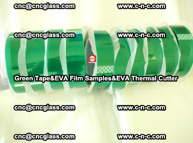 Green Tape, EVA Thermal Cutter, EVAFORCE SPUPER PLUS EVA FILM (74)