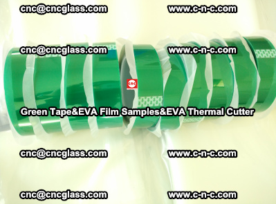Green Tape, EVA Thermal Cutter, EVAFORCE SPUPER PLUS EVA FILM (75)