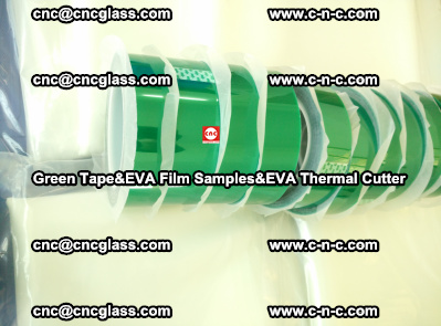 Green Tape, EVA Thermal Cutter, EVAFORCE SPUPER PLUS EVA FILM (77)