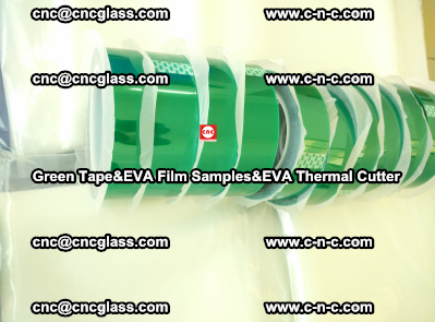 Green Tape, EVA Thermal Cutter, EVAFORCE SPUPER PLUS EVA FILM (78)