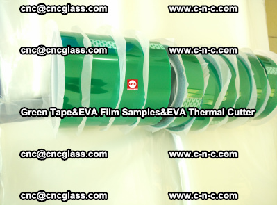 Green Tape, EVA Thermal Cutter, EVAFORCE SPUPER PLUS EVA FILM (79)