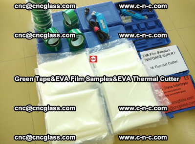 Green Tape, EVA Thermal Cutter, EVAFORCE SPUPER PLUS EVA FILM (8)